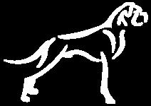 Deutsche Boxer vom Blaustein-See Logo